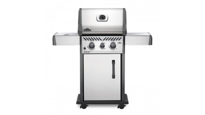 Napoleon Rogue RXT365SIBPSS-1-GB Gas BBQ - Ex Demo Model