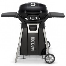 Napoleon TravelQ PRO285 Portable BBQ w/ Cart & Free Cover