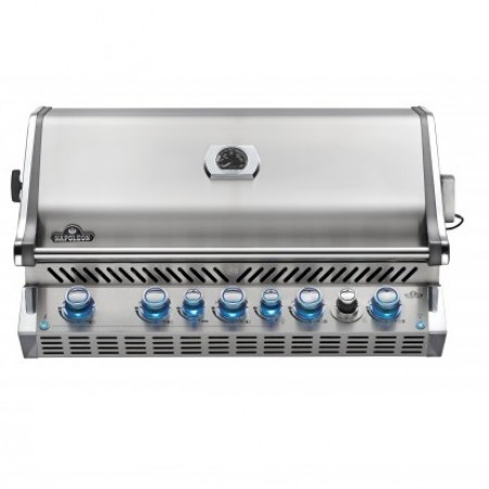 Napoleon Prestige BIPRO 665 Natural Gas Built In Barbecue w/ Free Cover