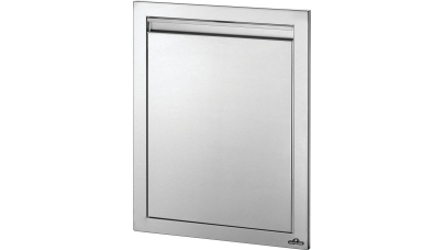 Napoleon Stainless Steel Built In Single Door - BI-1824-1D