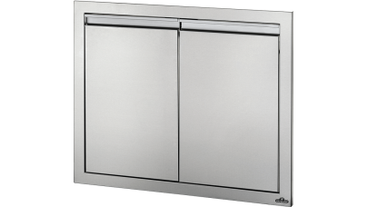 Napoleon Stainless Steel Built In Large Double Door - BI-3624-2D