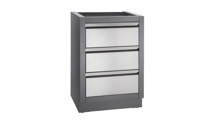 Napoleon Oasis 3 Drawer Cabinet - IM-3DC-CN