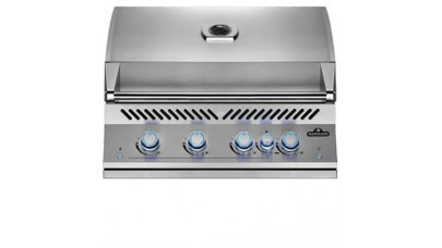 Napoleon BIG32RBPSS 700 Series Built In Gas BBQ - Free Rotisserie