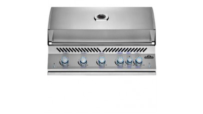 Napoleon BIG38RBPSS 700 Series Built In Gas BBQ - Free Rotisserie