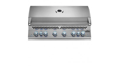 Napoleon BIG44RBPSS 700 Series Built In Gas BBQ - Free Rotisserie