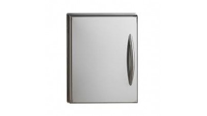 Napoleon Deluxe Flat Stainless Steel Door Kit N370-0361-1