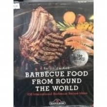 Napoleon BBQ - Round the World Cookbook