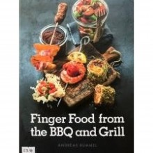 Napoleon Finger Food BBQ Cookbox