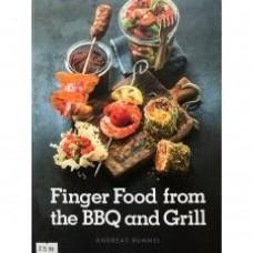 Napoleon Finger Food BBQ Cookbook FBG-BOOK-EN