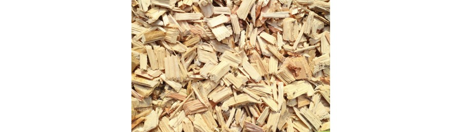 Wood Chips & Chunks