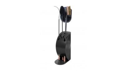 Alfresco Chef - Peel Set Holder - Black