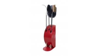 Alfresco Chef - Peel Set Holder - Red