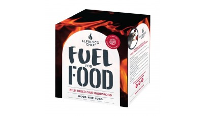Alfresco Chef - Fuel for Food - Kiln Dried Oak Hardwood Peices