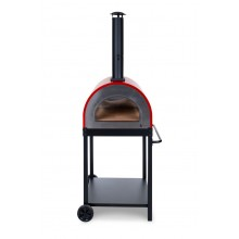 Naples Wood Fired Pizza Oven