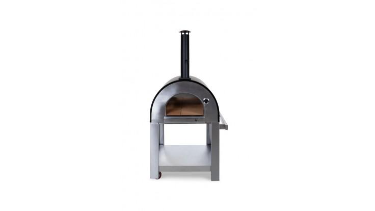Alfresco Chef - Verona Pizza Oven - Black