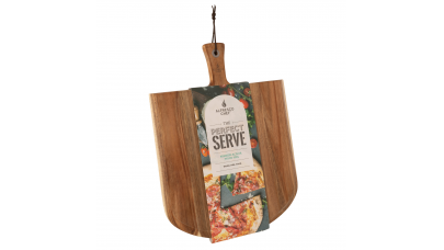 Alfresco Chef - Acacia Wood Pizza Peel