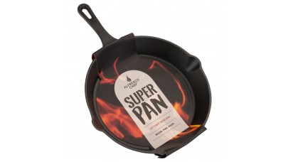 Alfresco Chef - Cast Iron Pan