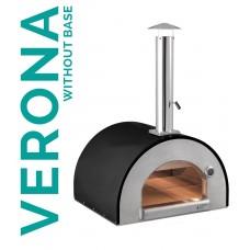 Alfresco Chef - Verona Table Top Pizza Oven - Black