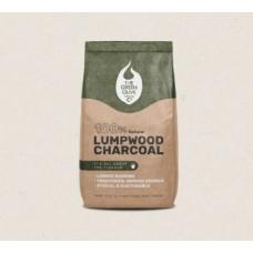 Green Olive Charcoal - Premium Gourmet Lumpwood Charcoal - 8kg