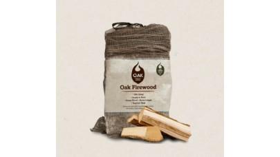 Green Olive Firewood - Oak Firewood Logs - 30 Litres