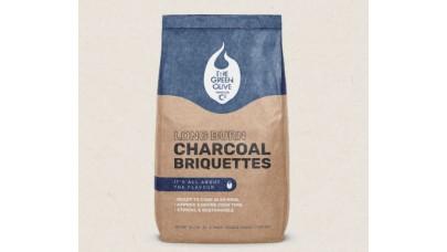 Green Olive Briquettes  - Long Burn Charcoal Briquettes - 4kg