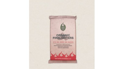 Green Olive Firelighters - Organic Firelighters