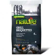Nature Coconut Charcoal Briquettes - CO2 Neutral