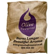 Green Olive - Olive Cooking Firewood 22L