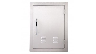 Sunstone Vertical Ventilated Door - Right Hand Opening - Large
