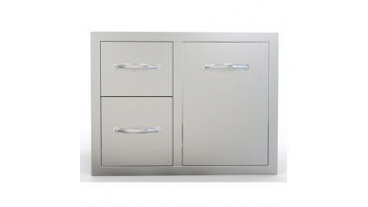 Sunstone Double Drawer & Tank or Waste Combo