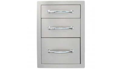 Sunstone Triple Drawer