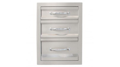 Sunstone Premium Triple Drawer