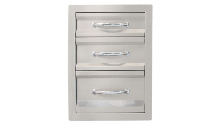 Sunstone Premium Triple Drawer