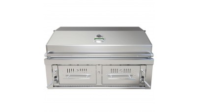 "Sunstone 42"" Gas Hybrid Dual Zone Built In BBQ"
