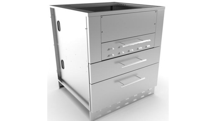 Sunstone Cabinet For Kamado BBQ