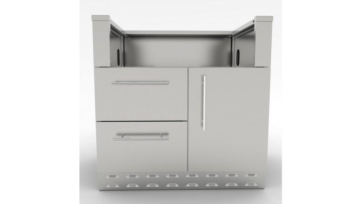 Sunstone Cabinet For 3 Burner Gas BBQ