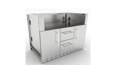 Sunstone Cabinet For 5 Burner Gas BBQ