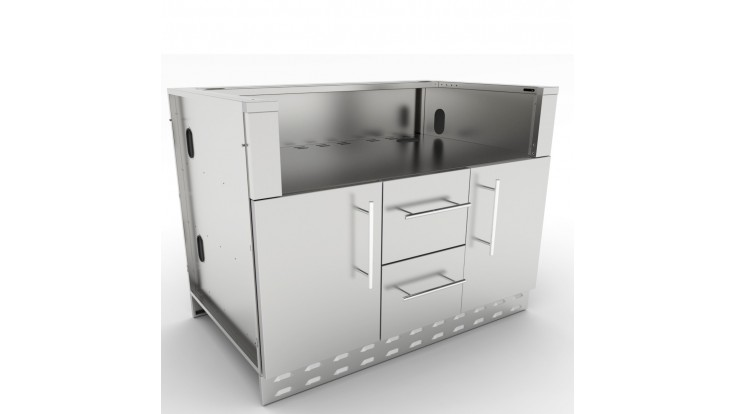 Sunstone Cabinet For 5 Burner Gas BBQ