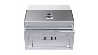 "Sunstone 30"" Gas Hybrid Single Zone Built In BBQ"