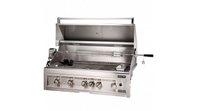 Sunstone Sun Series 5 Burner Built In Gas BBQ