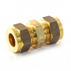 "3/8"" Equal Compression Coupling"