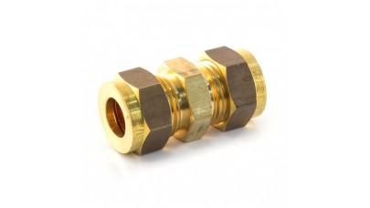 """5/16"""" or 8mm Equal Compression Coupling"""
