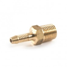 "High Pressure Nozzle for 4.8mm Gas Hose x 1/4"" Male"