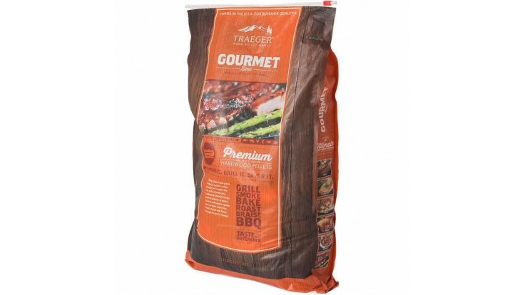 Traeger Gourmet Pellets 33LBS (14kg)