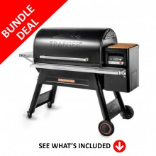 Traeger Timberline 1300 - Essentials Starter Bundle
