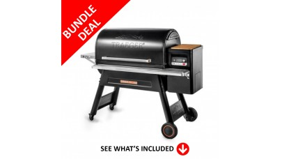 Traeger Timberline 1300 - Essential Starter Bundle
