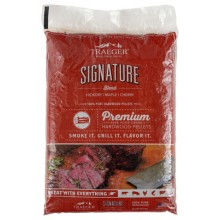 Traeger Signature Blend Pellets 20LB Bag - PEL337