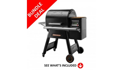Traeger Timberline 850 - Essential Starter Bundle