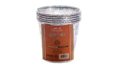 Traeger - Bucket Liners - 5 Pack