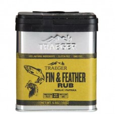 Traeger Rub - Fin and Feather